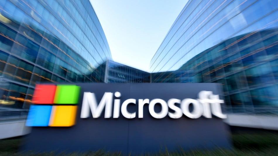 Investering in Microsoft