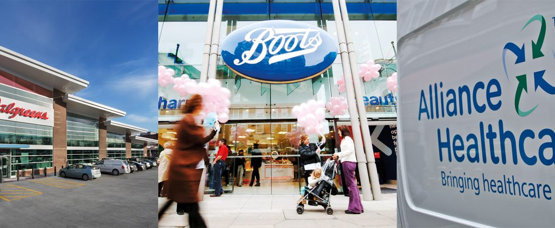Investering in Walgreens Boots Alliance