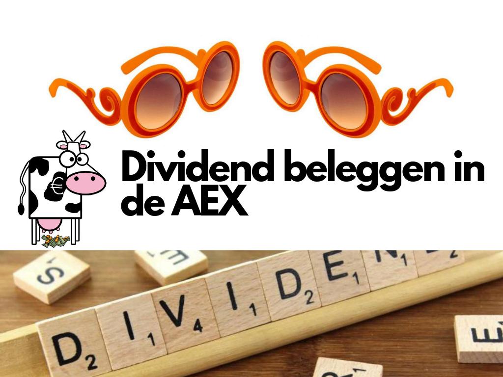 Dividendbeleggen in de AEX