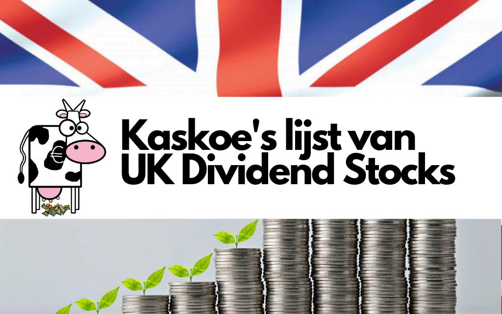 Kaskoe UK Dividend Stocks