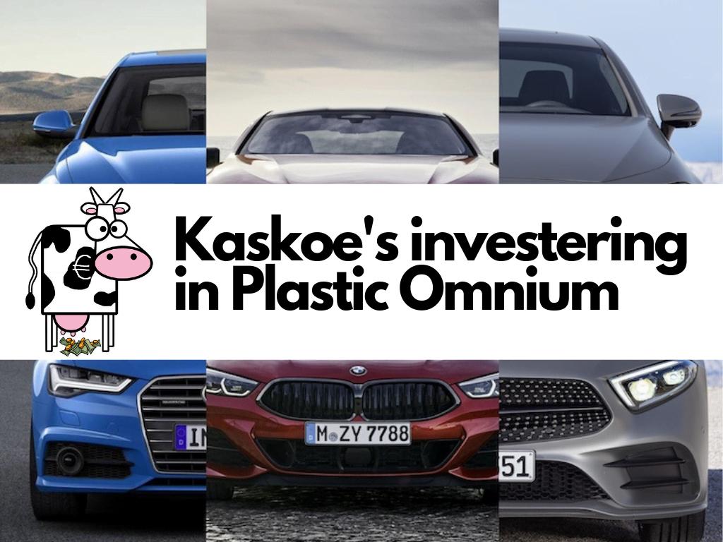 Investering in Plastic Omnium
