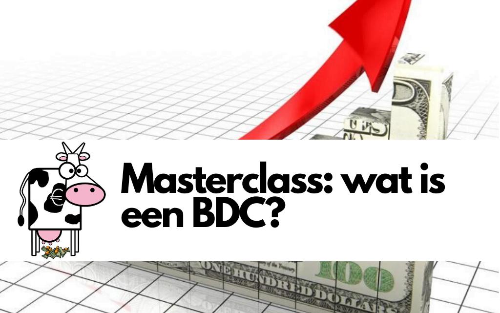 Wat is een BDC? Kaskoe Masterclass