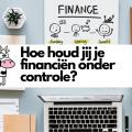 persoonlijke financiën onder controle