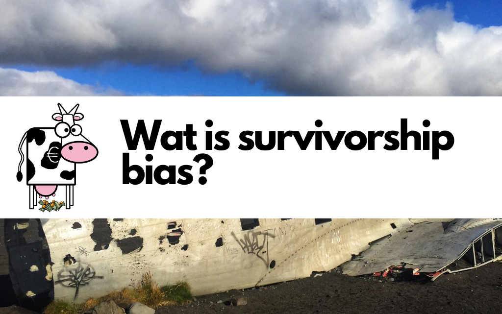 Wat is survivorship bias en wat doe jij er aan?