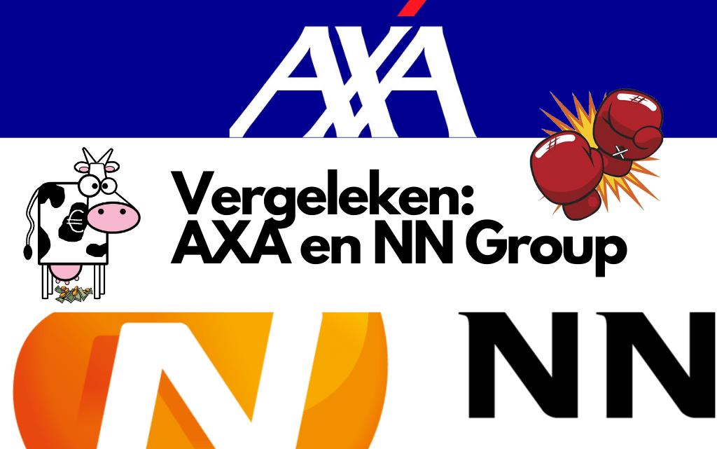 Twee aandelen vergeleken: AXA en NN Group